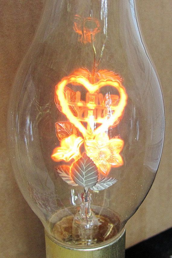 Vintage Leviton Glass Base Boudoir Lamp With AeroLux By YourHeart