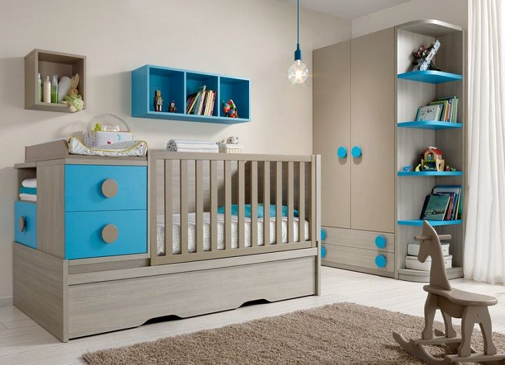 Chambre de bébé | décoration chambre bébé - garçon - Bébé et ...