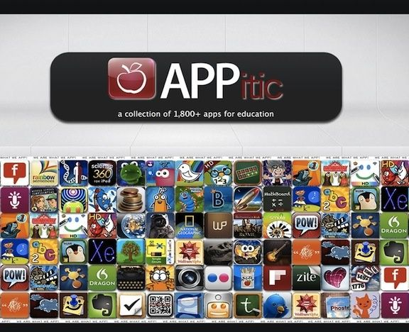 Apps for Education...great resource. Anyone can access.