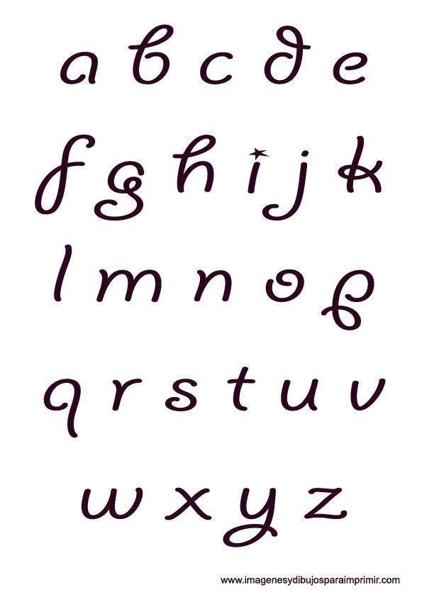 Letras Cursivas Con Sus Flores Letras Del Abecedario Bonitas Lettering Alphabet Fonts Lettering Alphabet Graffiti Lettering Fonts