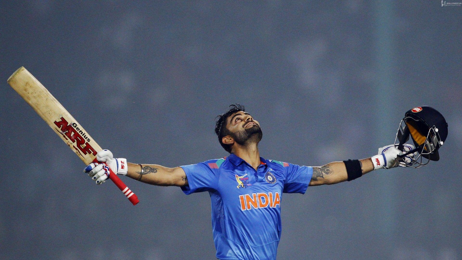 Image For Virat Kohli Indian Cricketer Hd Wallpaper Free Download