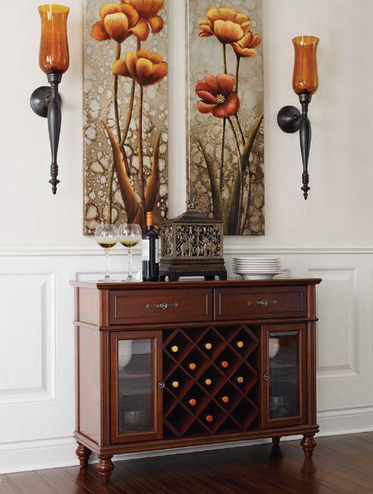 Alexander Wine Cabinet | Bombay Canada | Wine cabinets ...