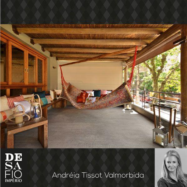 Ambiente arquiteta Andréia Tissot Valmórbida para o Desafio Império Persa - Tapete Mood. #desafioimperiopersa