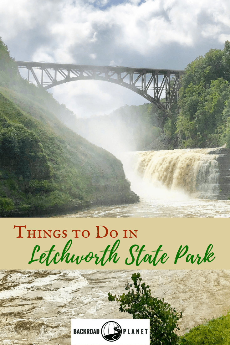 Things to Do in Letchworth State Park #letchworthstatepark