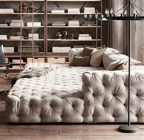 Oversized Super Comfy Sofa
