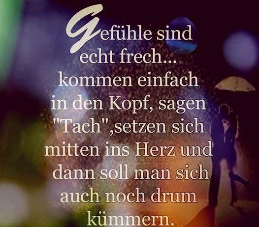 Freche Gefühle :))