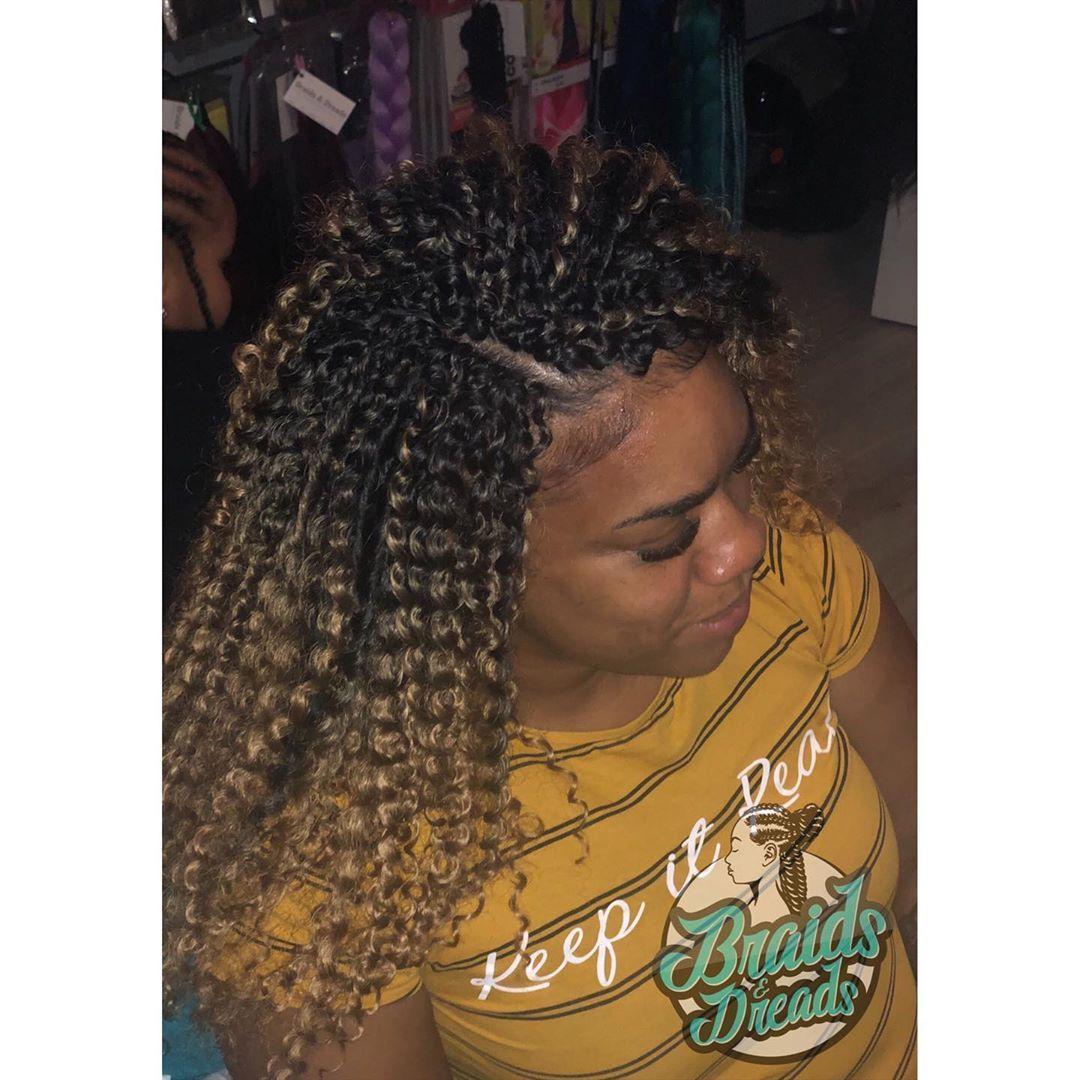 By Braids Dreads Crochet Braids Hair Brand Cherish Boh Crochet