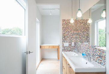 Spadina Avenue Contemporary Bathroom Ottawa Built