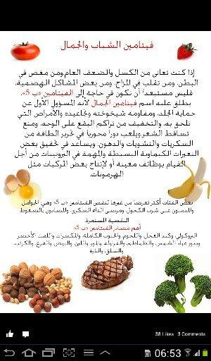 Pin By Dr Eslam Abd El Hamed On هل تعلم Health Food Healthy Healthy Life