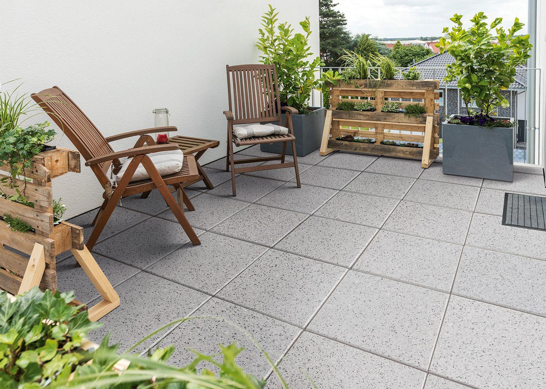 terrassengestaltung | gartenideen | pflastersteine | haus & garten, Gartenarbeit ideen