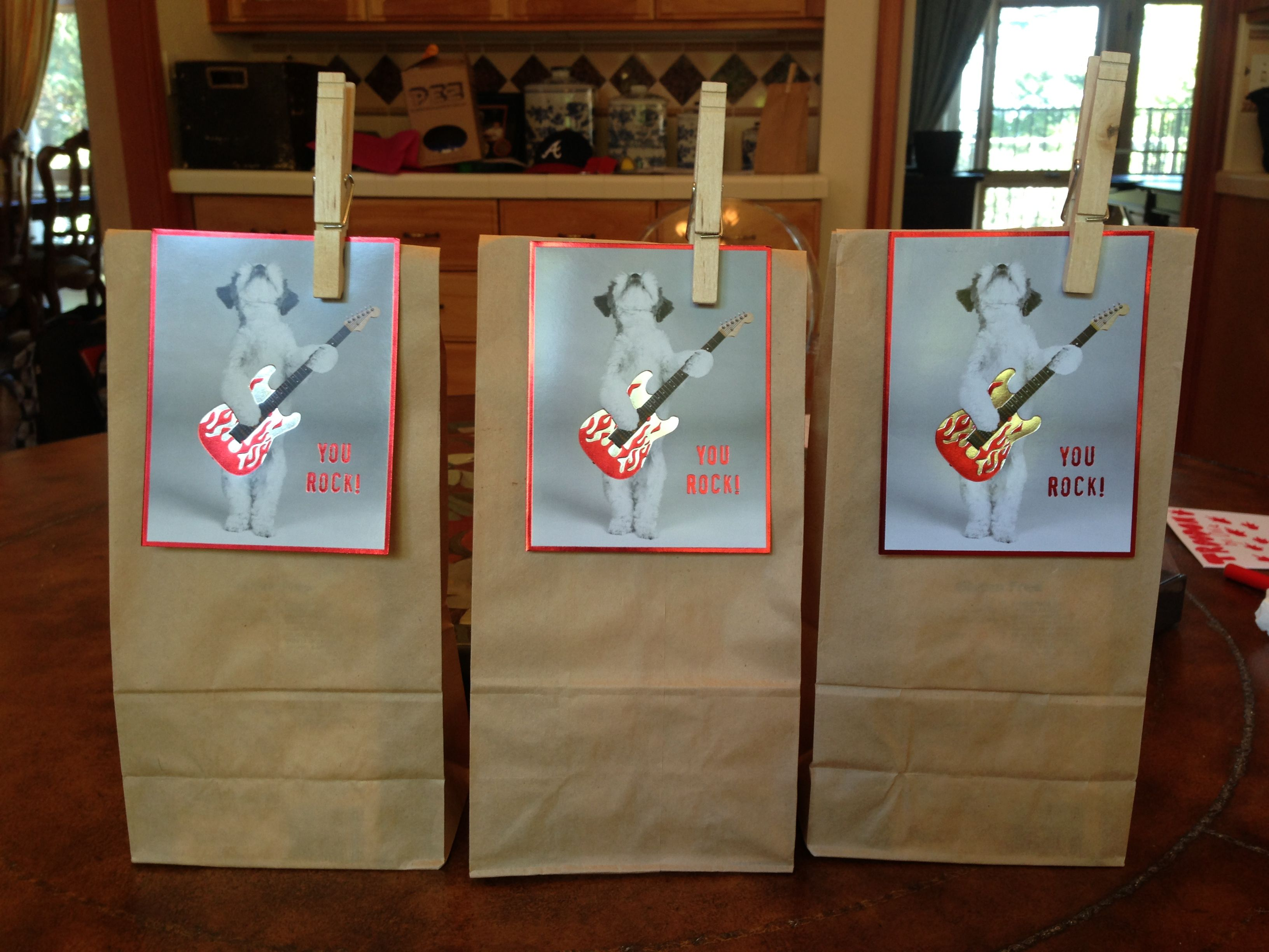 Goody bags for eight year old boy birthday party Kids Parties
