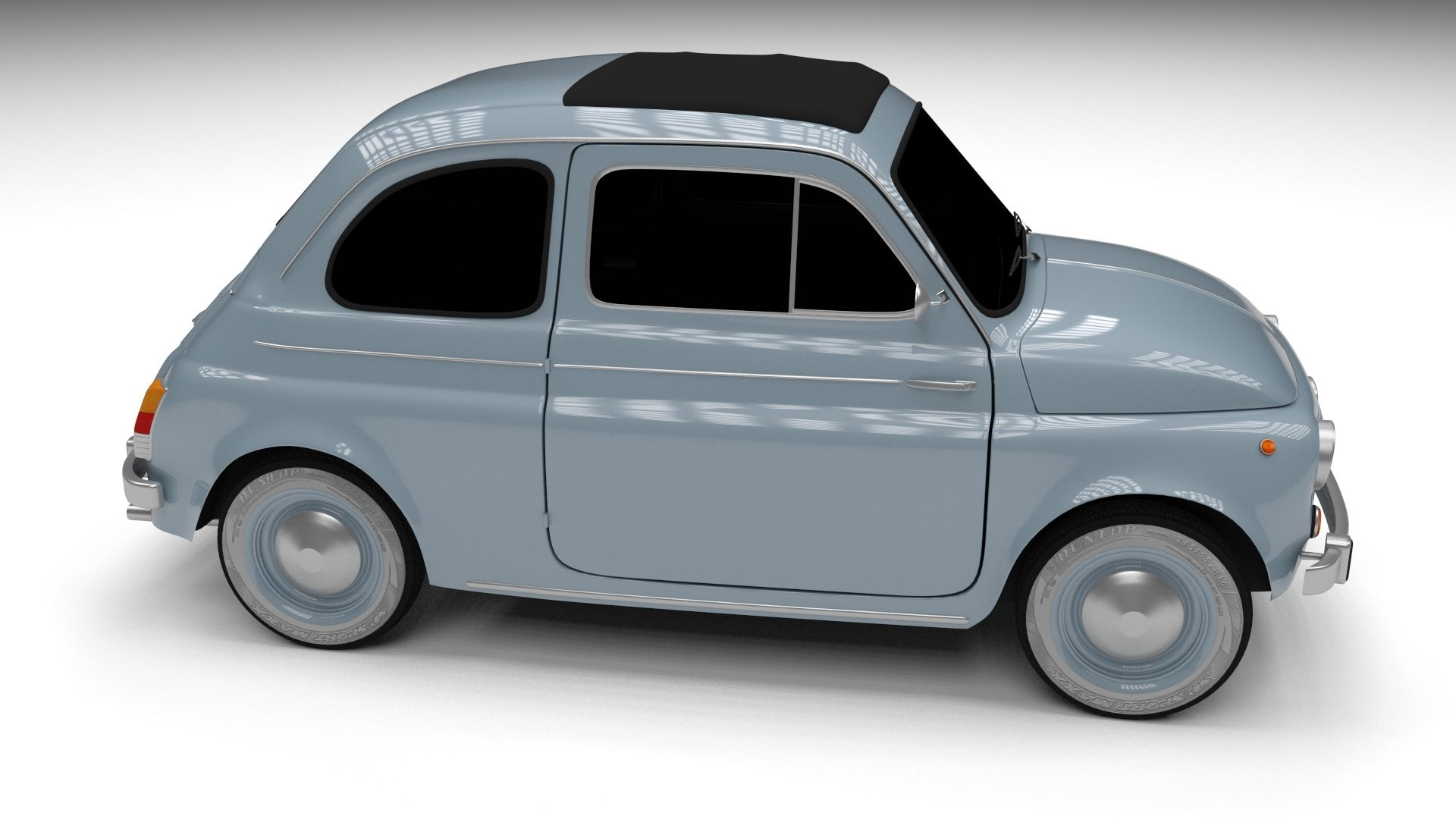 Fiat 500 Nuova 1957 With Images Fiat 500 Fiat Typography Design