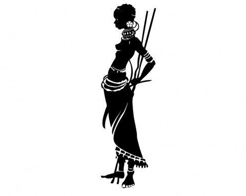 Pingl par julie sur arts et loisirs paysage africain - Dessin paysage africain ...