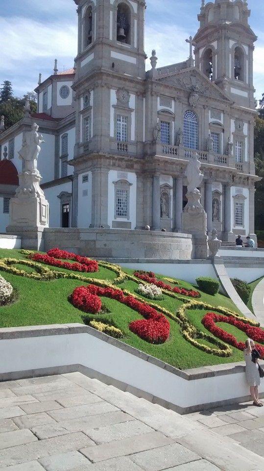 Bom Jesus do Monte, Braga, Portugal:) Foto de Daniele Freitas