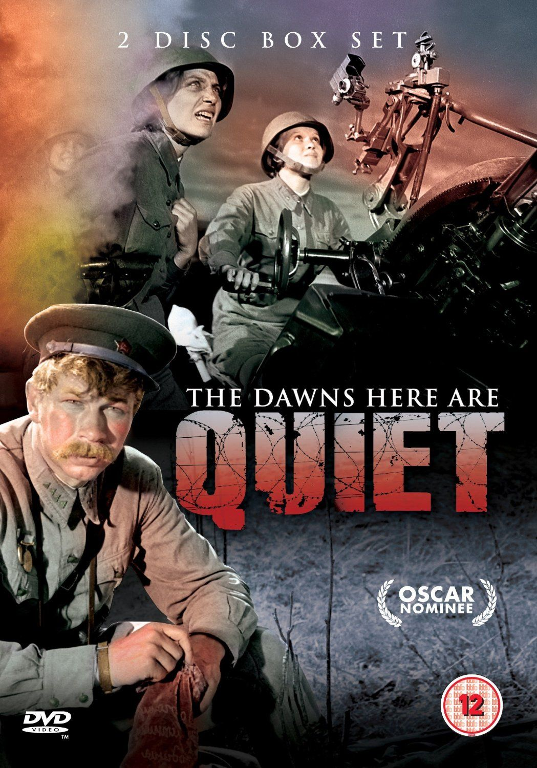 The Dawns Here Are Quiet (1972) The war through different