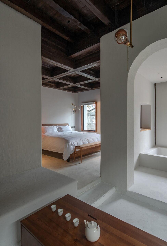Sincere Hotel Shanghai Benzhe Architecture Design Media Photos And Videos 29 Archello In 2020 Architecture Design Architecture Design