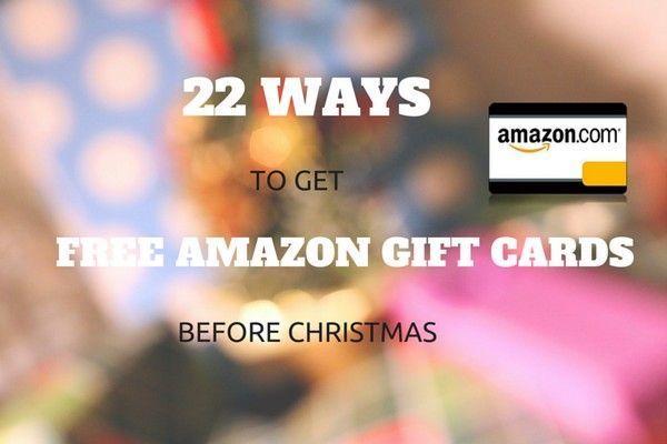 Photo of 21 hinterhältige Möglichkeiten, um kostenlose Amazon-Geschenkkarten zu erhalte…