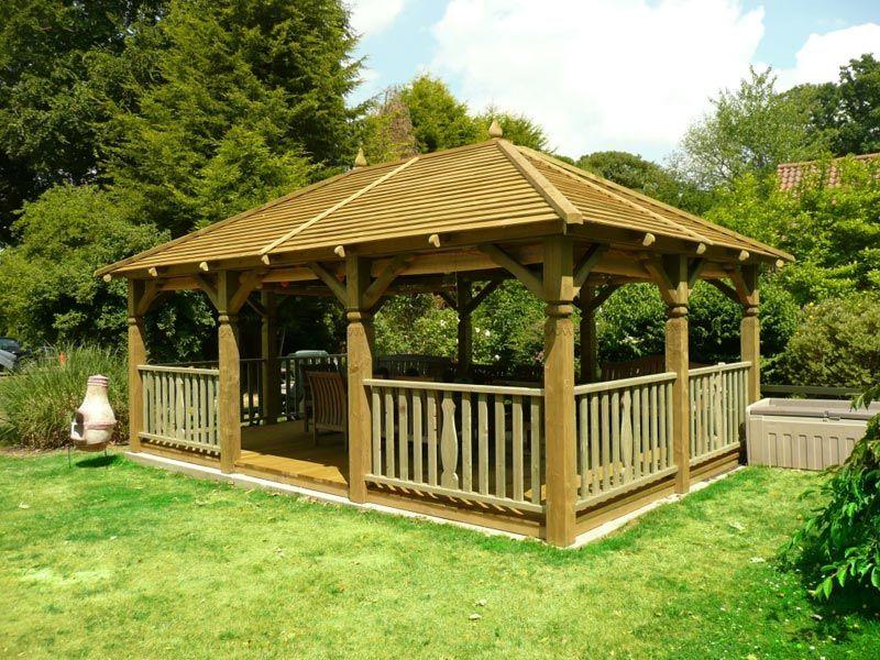 Outdoor Gazebo Structures Gazeboss Com Ideas Designs And