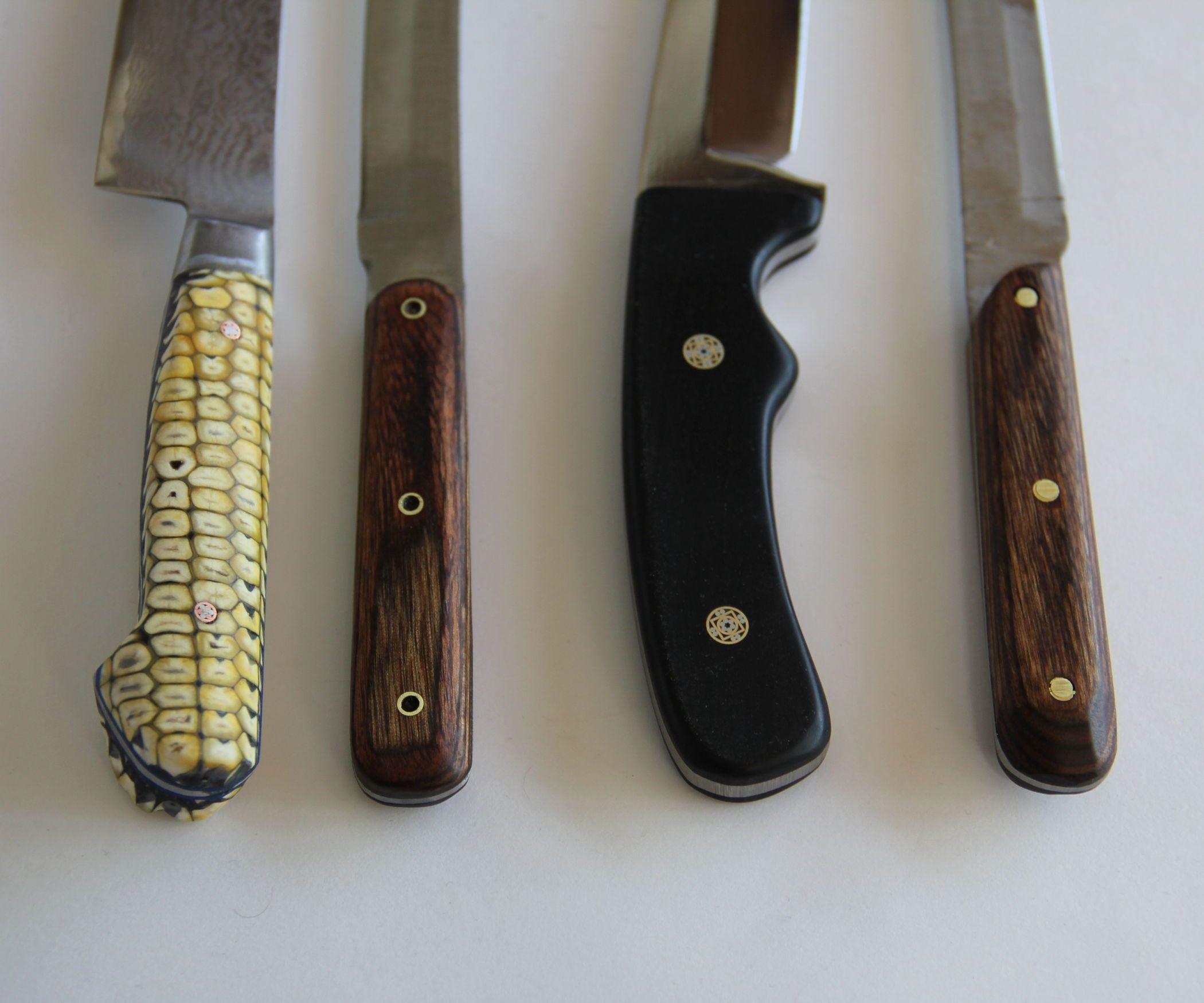 Make A Custom Knife Handle Knife Handles Handmade