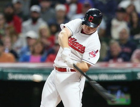 Donations to Cleveland Indians Charities and matching funds from outfielder Jay Bruce have topped $300,000 for hurricane relief.