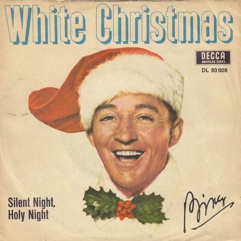 bing crosby white christmas 1966 i think this must be the sleeve to a single - Bing Crosby White Christmas Album
