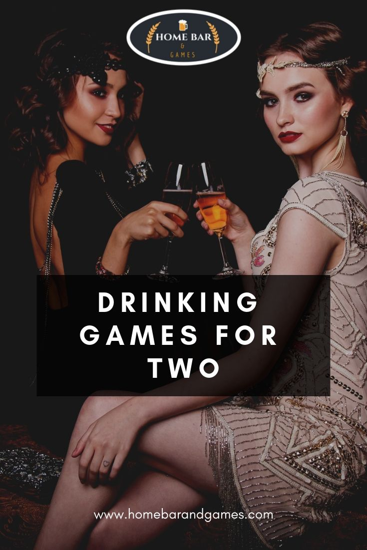 7 fun drinking games for two people without cards or dice