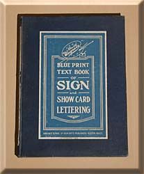 Top 25 lettering books from the 1900s blueprint textbook of sign top 25 lettering books from the 1900s blueprint textbook of sign showcard lettering malvernweather Gallery