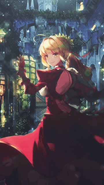 c3061abf84 Nero Claudius - Fate/Extra Last Encore Wallpaper   Fate   Anime art ...
