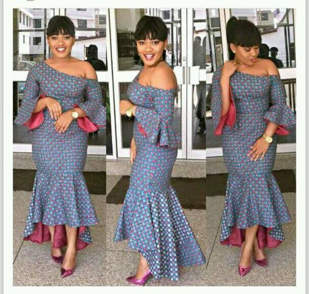 New latest ankara styles 2017 - od9jastyle.com   Best place for ...