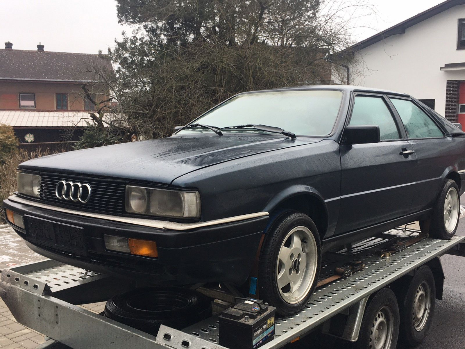 eBay: Audi Coupe GT type 81/85 engine + 5 speed gearbox #classiccars ...