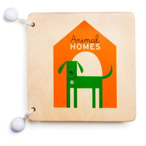 Animal House Book now featured on Fab.