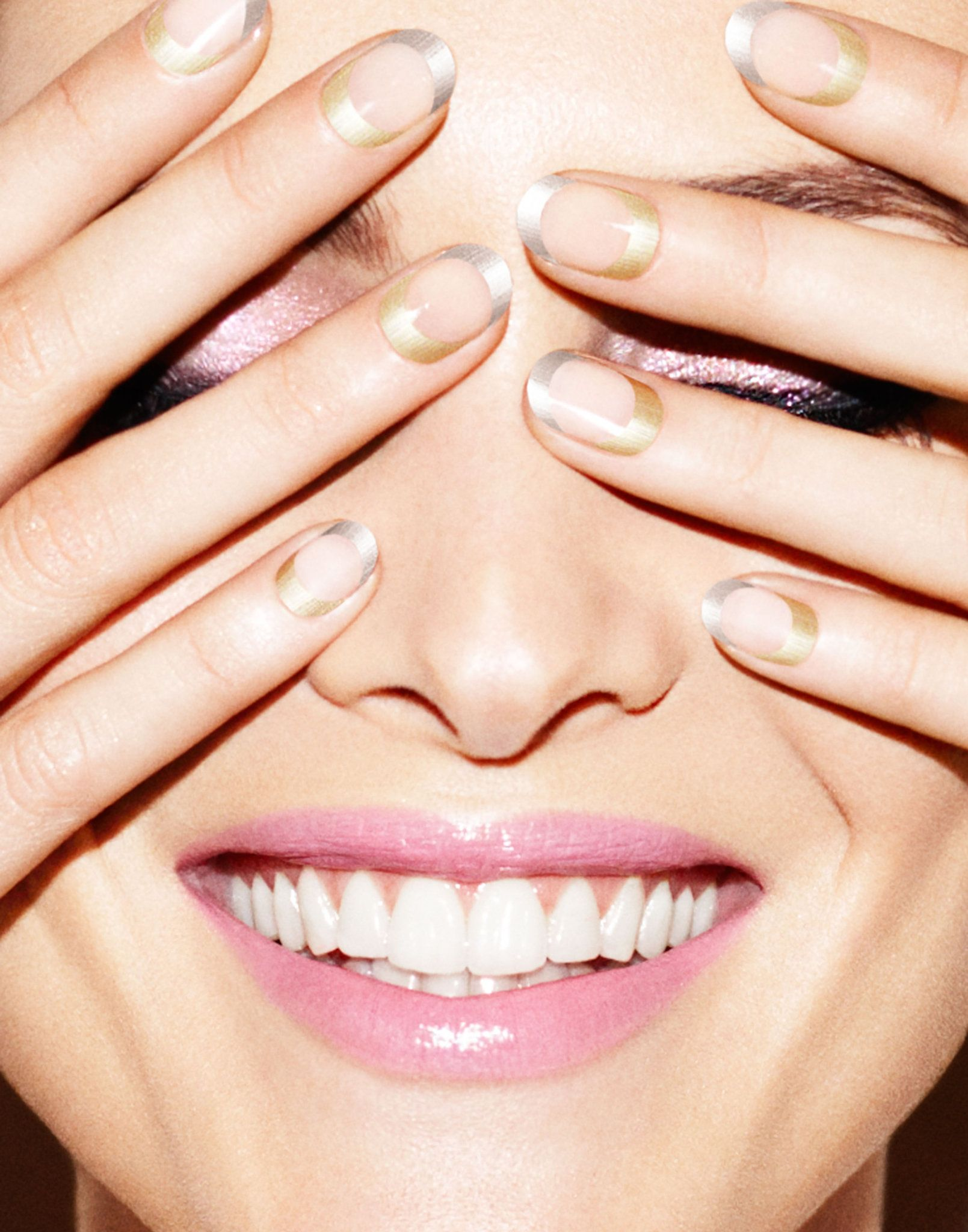 What\'s Next in Nail Art | Pinterest | Negative space, Manicure and ...
