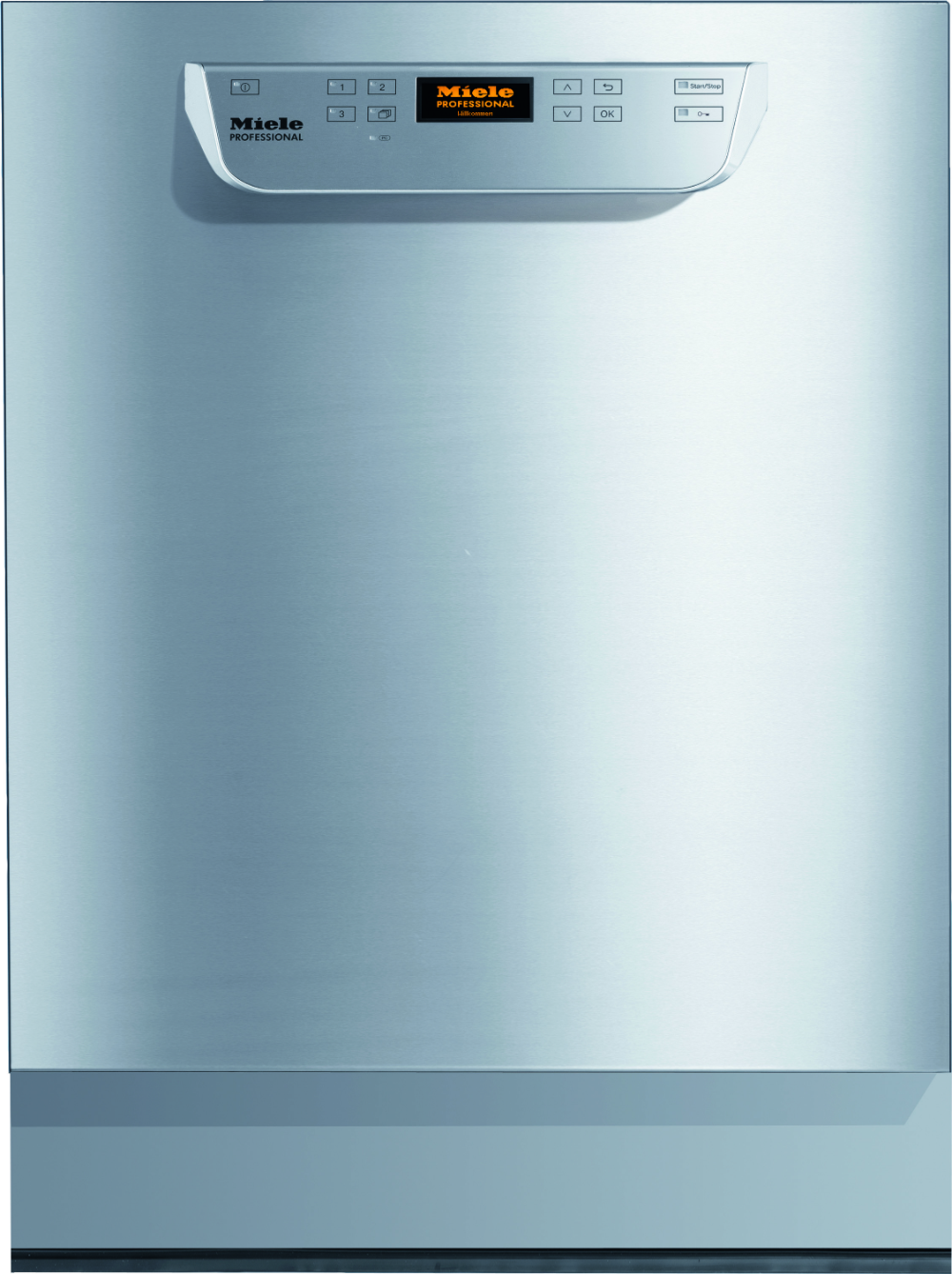 Miele Pg8061208v 24 Inch Full Console Dishwasher With 3 Wash Cycles 6 Wash Options Fresh Water System Autoopen Drying Professional Baskets Perfect Glasscar In 2020 Built In Dishwasher Water Softener Detergent Dispenser
