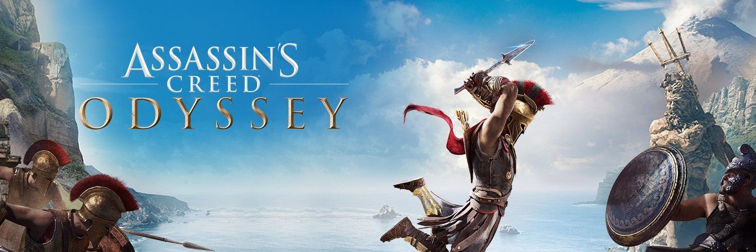 Image result for assassin's creed odyssey banner