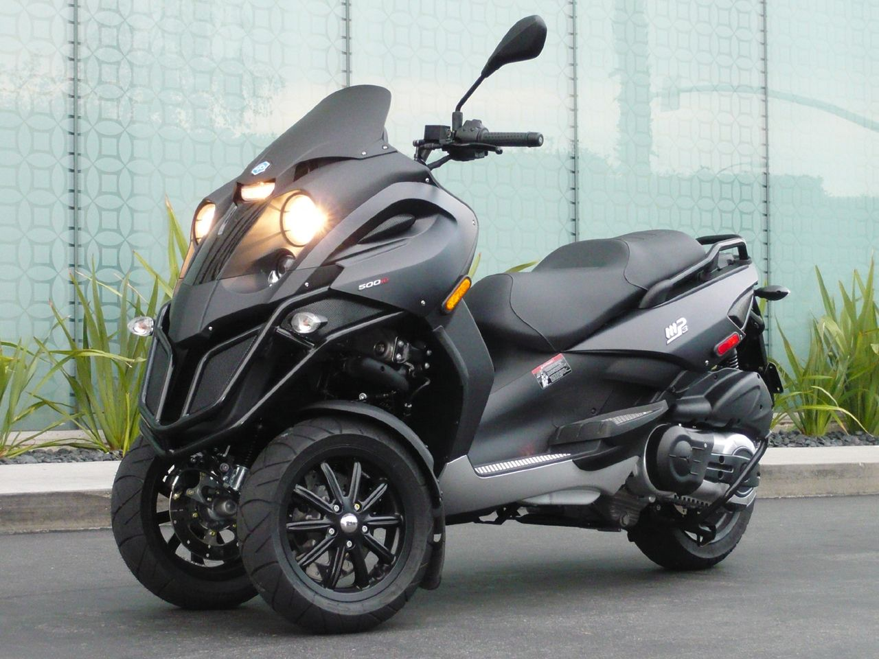 mp3 500 scooter