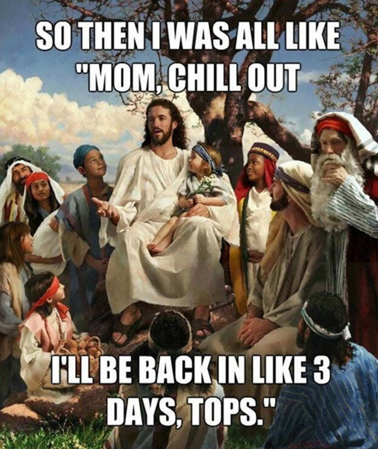 0e1dbcf1a81987cf009dc54cb9b6e4b3 best happy easter 2017 funny religious memes images holiday