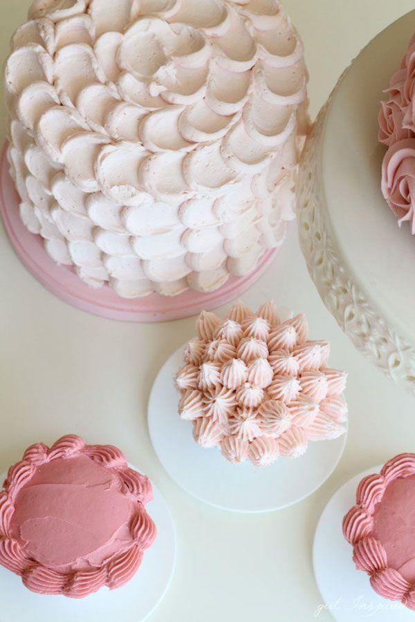 Cake Decorating Techniques Goodies Pinterest Cake Decorating