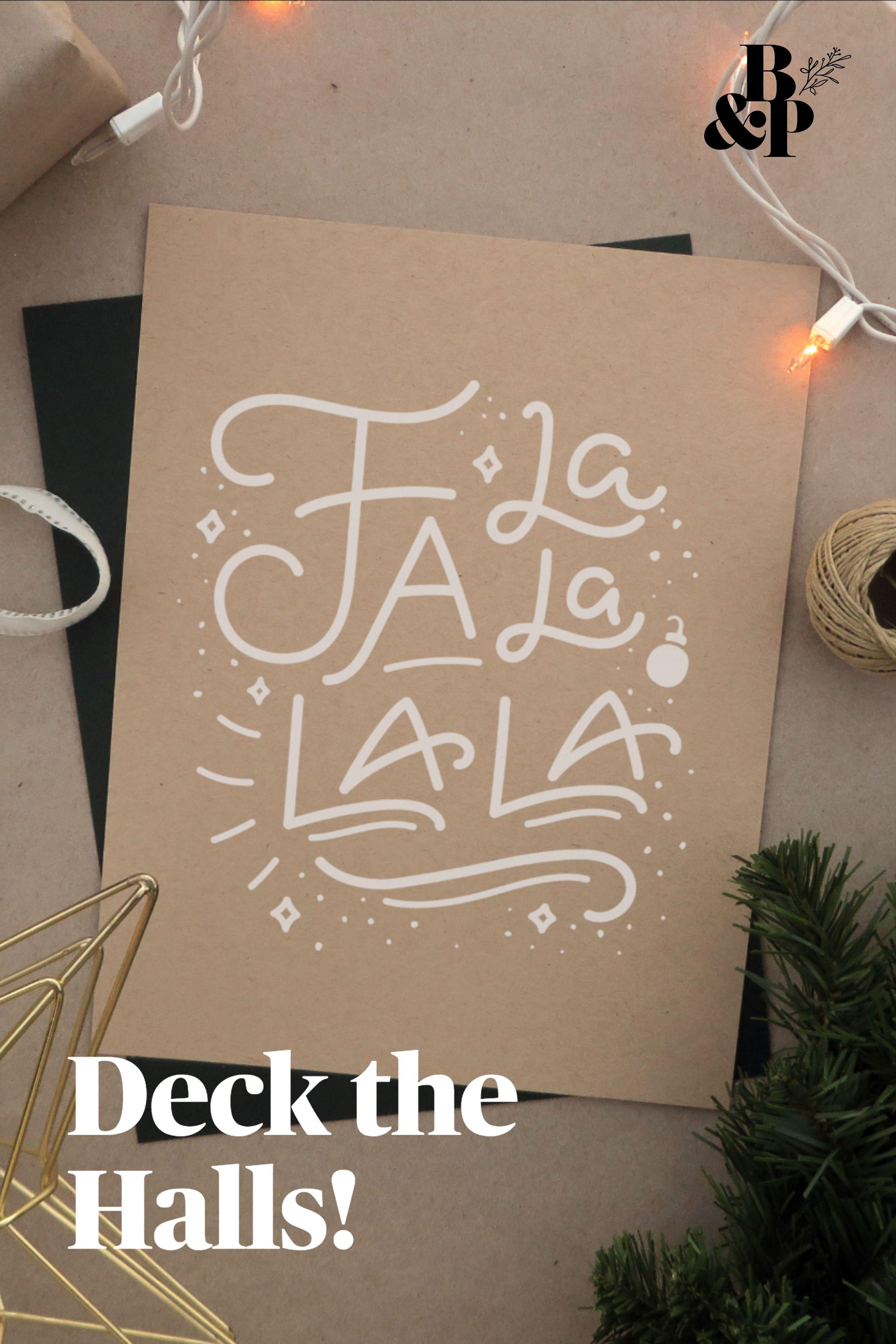 Christmas Quote Print + Christmas Song Lyric Print + Christmas Wall Decor Print + Christmas ...
