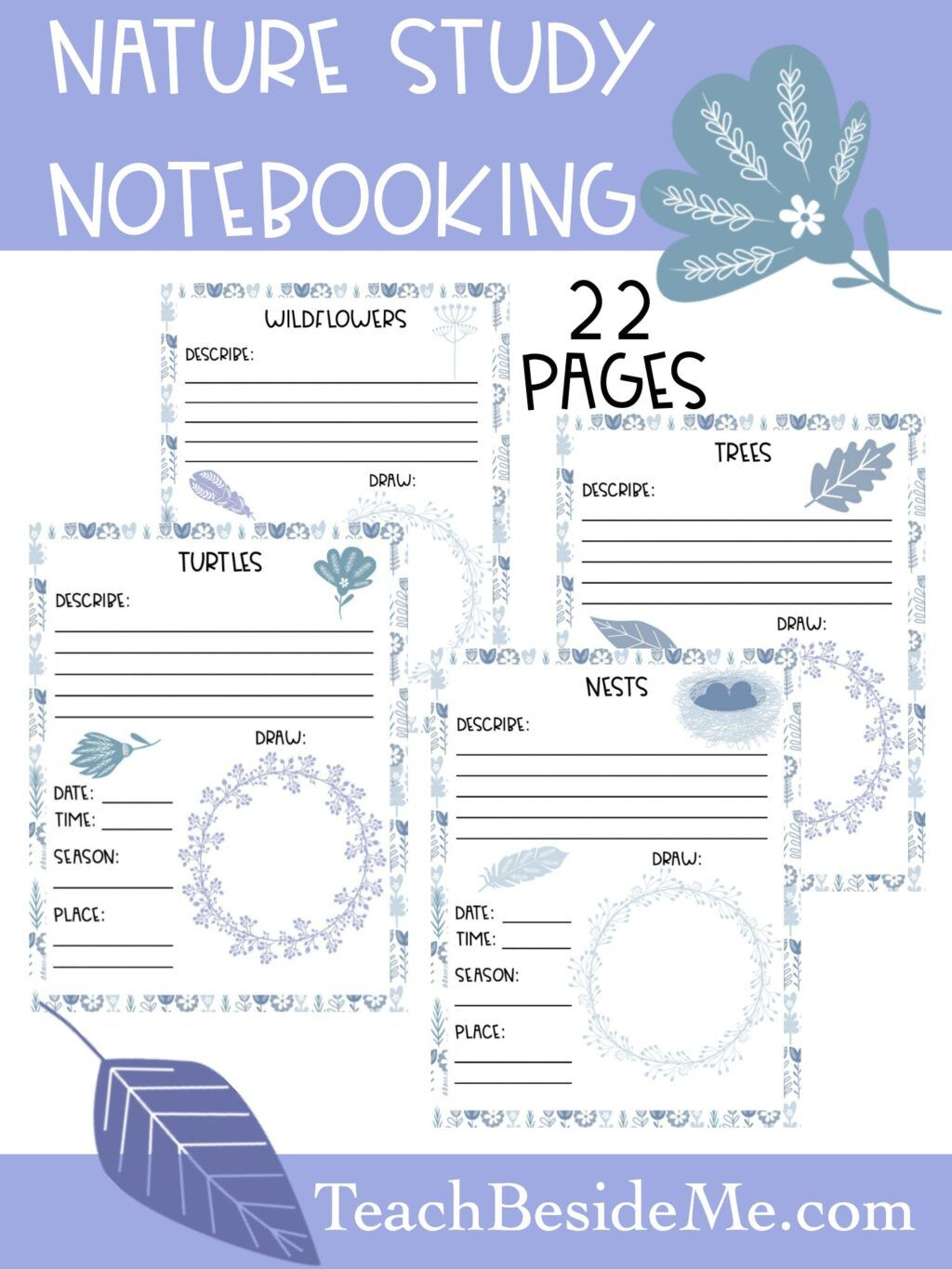 Nature Study Notebooking