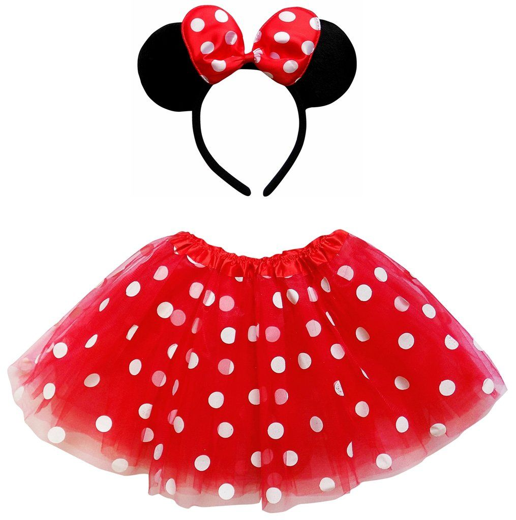 1f1a63f814c ... Sydney So Sweet. Adult or Plus Minnie Mouse Red Tutu Costume