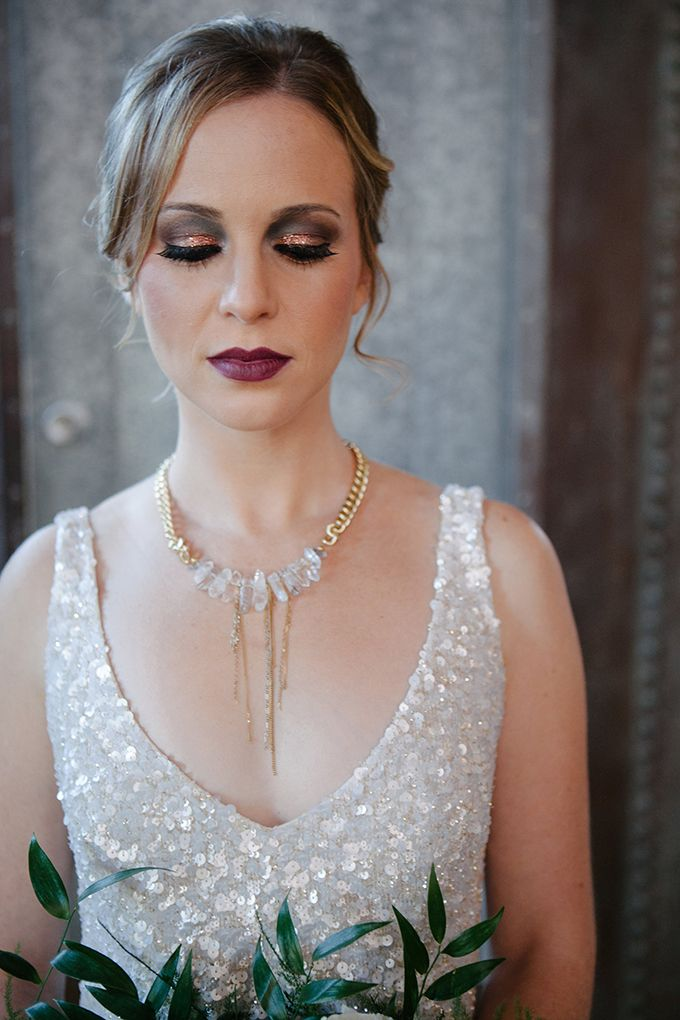 emerald New Years Eve elopement | Ashley Williams Photography