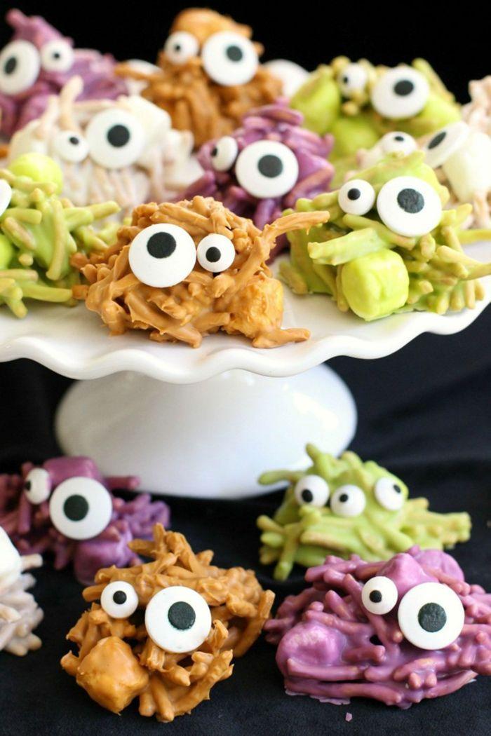 ▷ 1001 + Ideen für Halloween Snacks zum Genießen