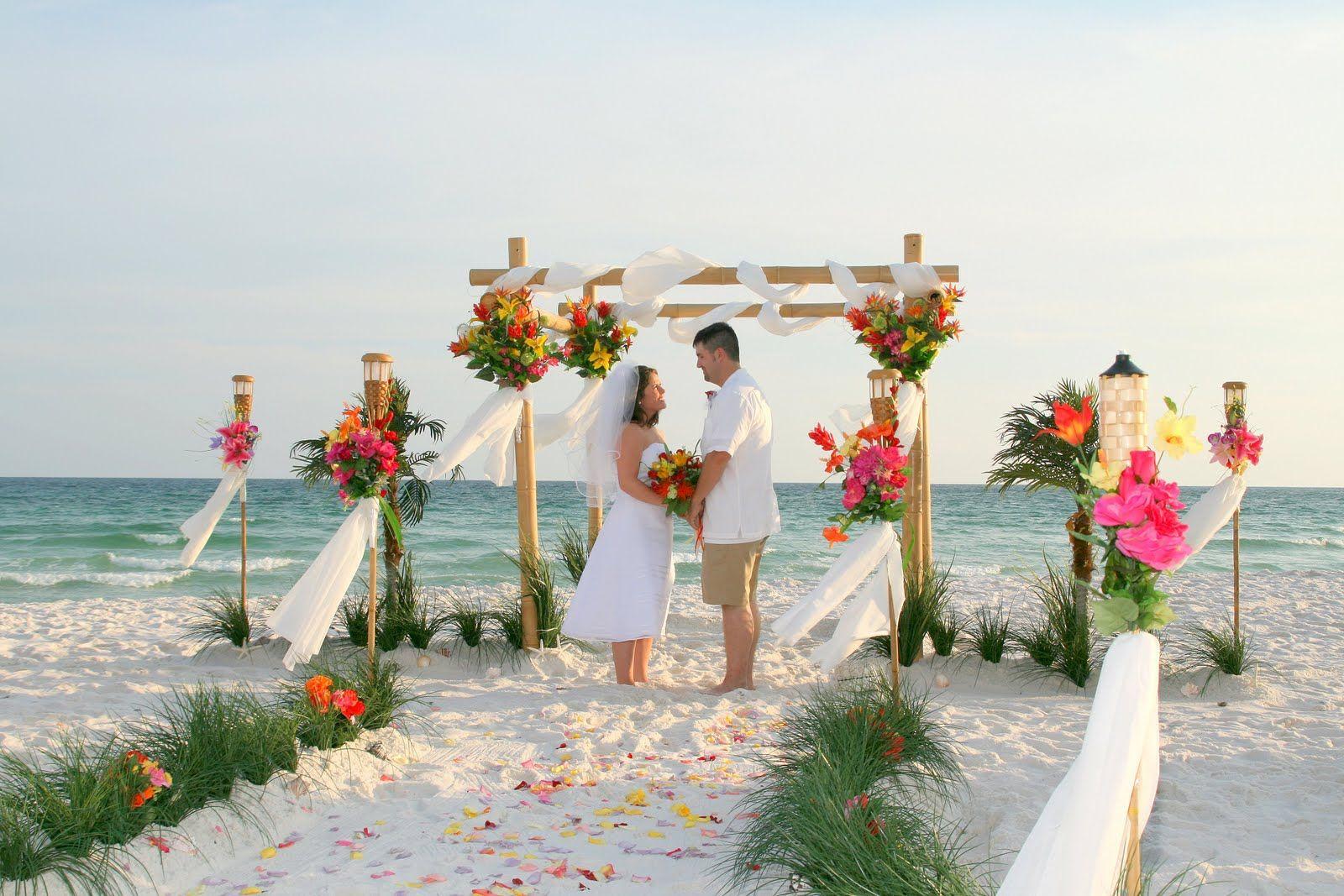 Destin Florida Weddings Packages Beach Beach destination