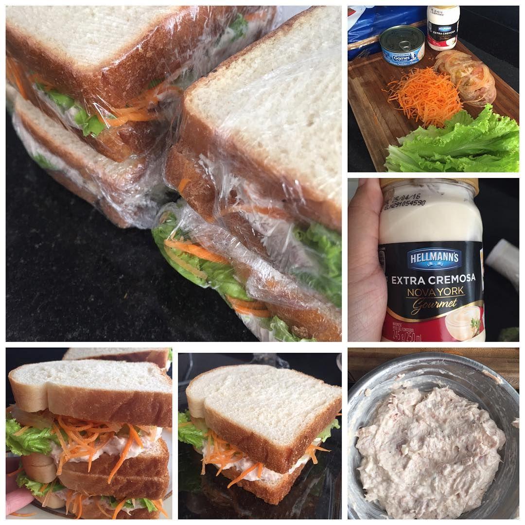 sanduiche natural