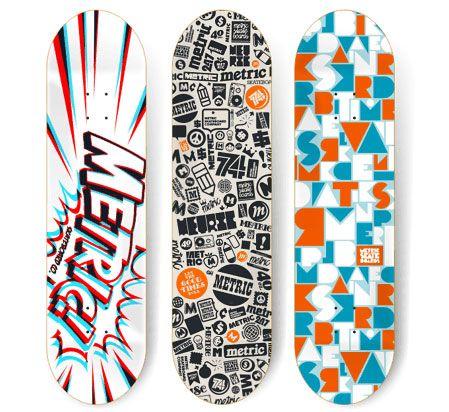 220+ Stunning Creative Skateboard Graphics | Decks, Creative and ...