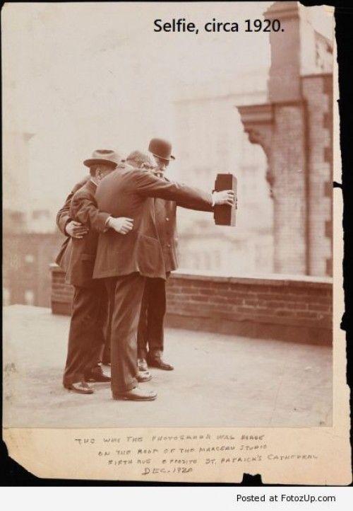 Selfie ca 1920  *