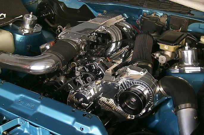 1992 87 Camaro Firebird Tpi L98 Procharger Cars Firebird