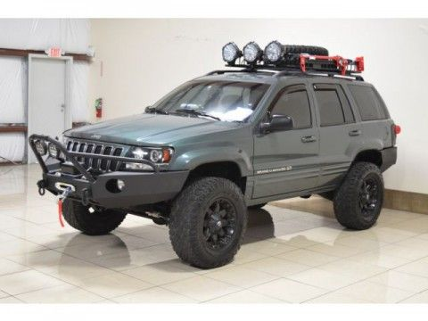 2003 Jeep Grand Cherokee Lifted 4x4 Na Prodej Jeep Grand