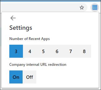 الوصول إلى التطبيقات واستخدامها على بوابة التطبيقات الخاصة بي Azure Active Directory مستندات مايكروسوفت Organization Apps Chrome Web App
