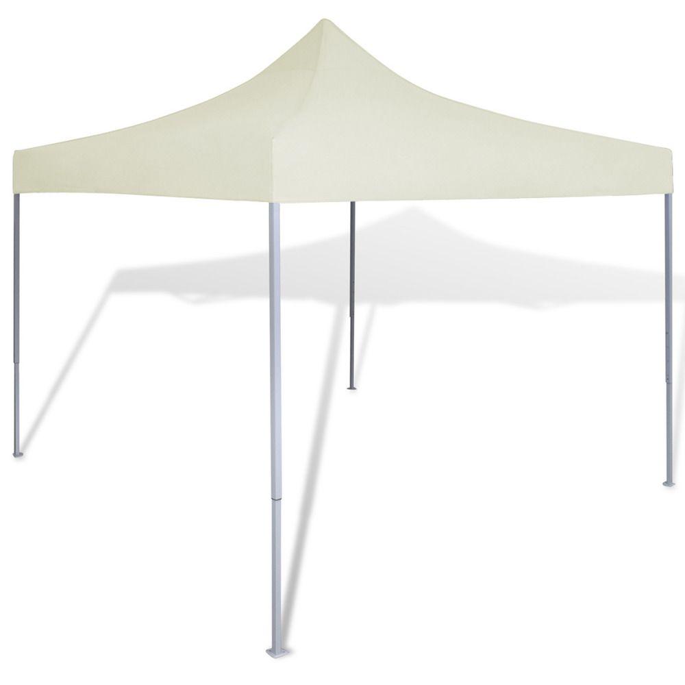 Outdoor Canopy Sun Shade Shelter Pop Up Garden Cream Foldable Tent 10u0027 x 10u0027  sc 1 st  Pinterest & Outdoor Canopy Sun Shade Shelter Pop Up Garden Cream Foldable Tent ...